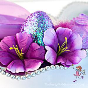 Bunnies On A Budget: Adorable DIY Easter Decor! | The Party Goddess